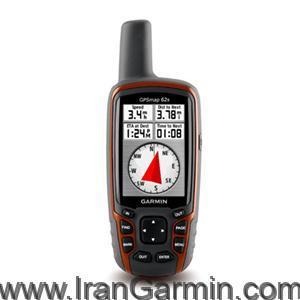 جی پی اس دستی گارمین GPSMAP 62s