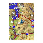 نقشه GPSMAP 62s