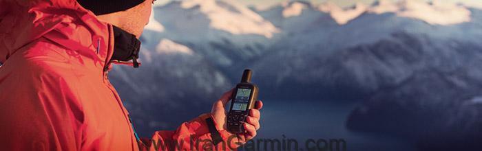 جی پی اس گارمین GPSMAP 62sc