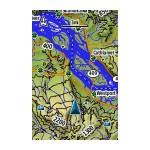 نقشه توپوگرافی روی GPSMAP 62sc