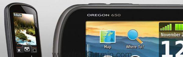 جی پی اس گارمین Oregon 650