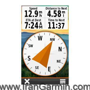 قطب نمای جی پی اس Oregon 650