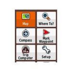 تنظیم جی پی اس GPS eTrex 20