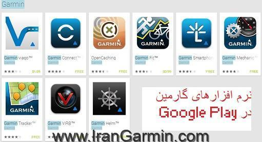 Garmin Android Software