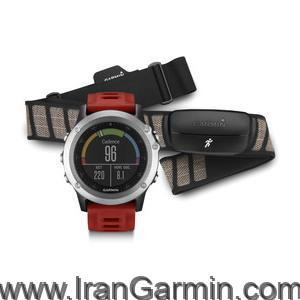 Fenix 3 Silver Performer Bundle