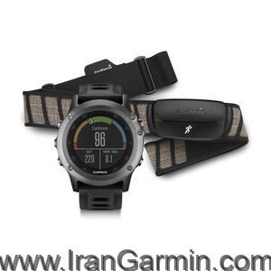 ساعت Garmin Fenix 3 Gray Performer Bundle