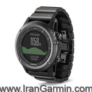 ساعت اسپرت گارمین Fenix 3 Sapphire