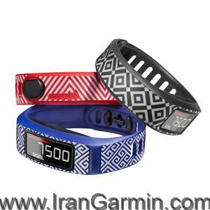 ساعت مچی زنانه Jonathan Adler+Garmin The Newport Trio vivofit 2 Bands