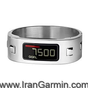 بند تناسب اندام Silver Bangle Bundle vivofit 2 + Band