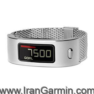 بند گارمین Silver Mesh Band vivofit 2 Band