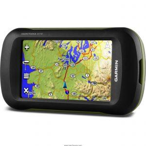 Garmin Handheld GPS Montana 610