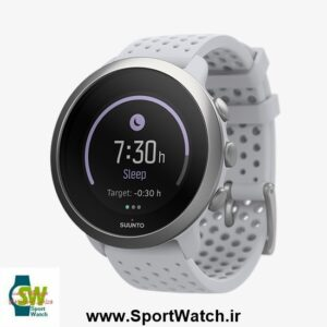 ساعت هوشمند سونتو مدل suunto 3-pebble white